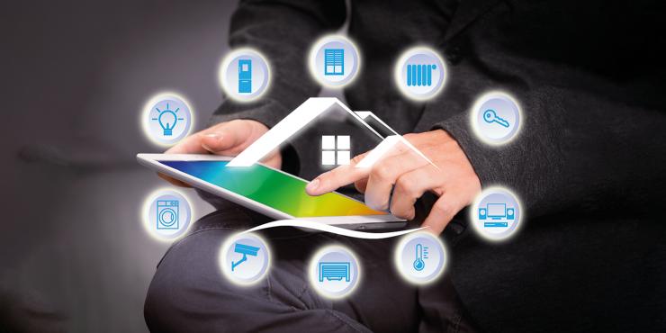 ETS, uw partner in KNX Home Control, KNX programmatie en KNX installatie