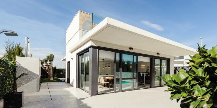 Domotica, KNX aangestuurd. Smart Home voor iedereen.
